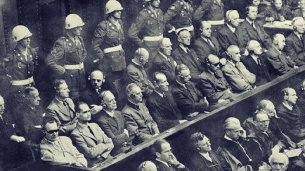juicios de Núremberg donde se realizaron los exámenes psicológicos realizados a los nazis