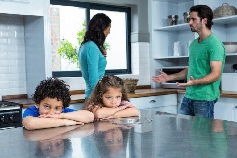 Mi pareja no acepta a mis hijos: qué hacer